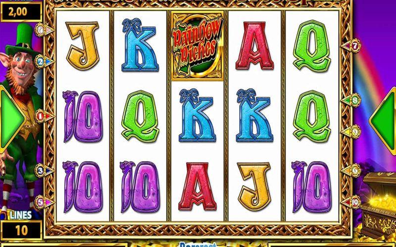 les grands feux du casino lac-leamy Slot